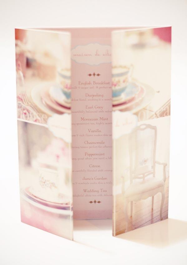 45+ Inspiring Examples of Restaurant Menu Designs - Jayce ...