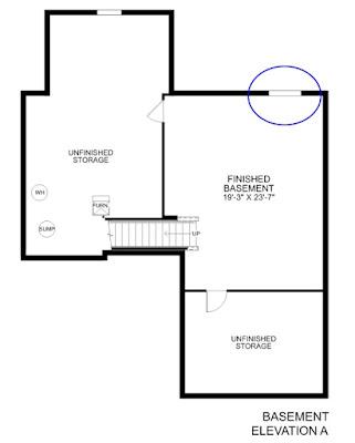 Ryan Homes Milan Basement Floor Plan