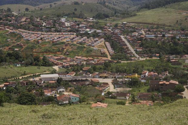 Itamari, no Sul da Bahia, tem pouco mais de 8 mil habitantes, segundo o IBGE (Foto: Arquivo CORREIO)