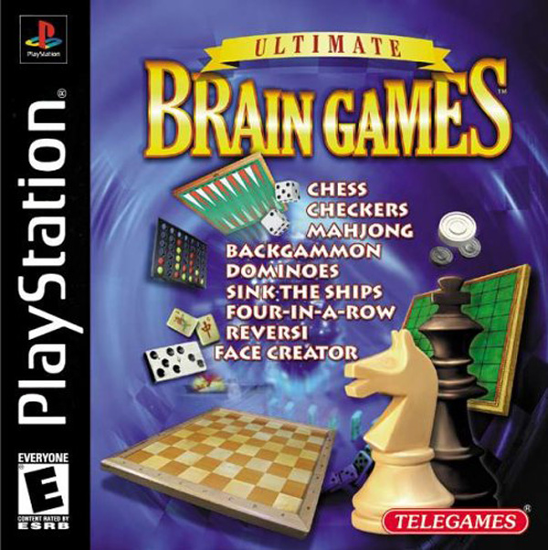 Ultimate Brain Games - PS1 - ISOs Download
