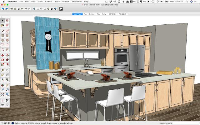 Cara Mudah Instal Plugin Sketchup Semua Versi