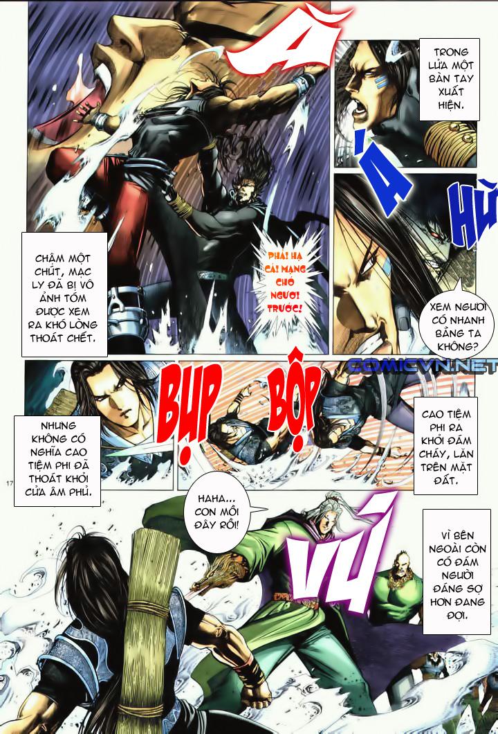 Anh hùng vô lệ Chap 10 trang 14