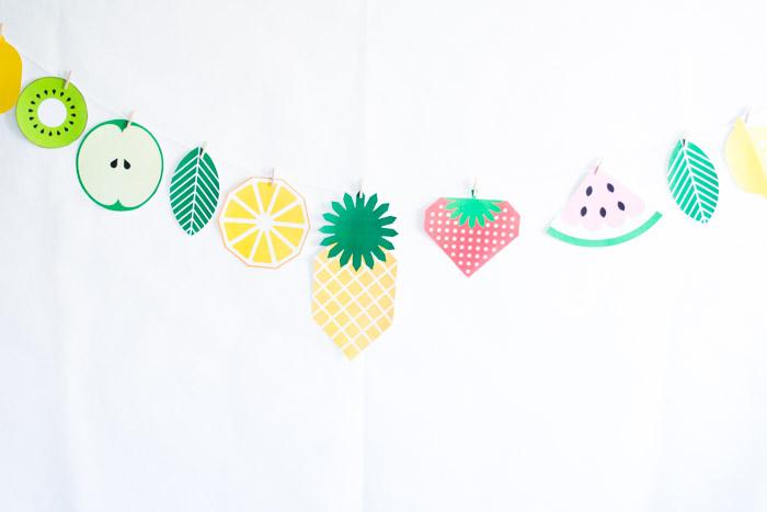 Trucos para que los niños coman fruta