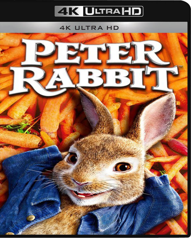 Peter Rabbit [2018] [UHD] [2160p] [Latino]