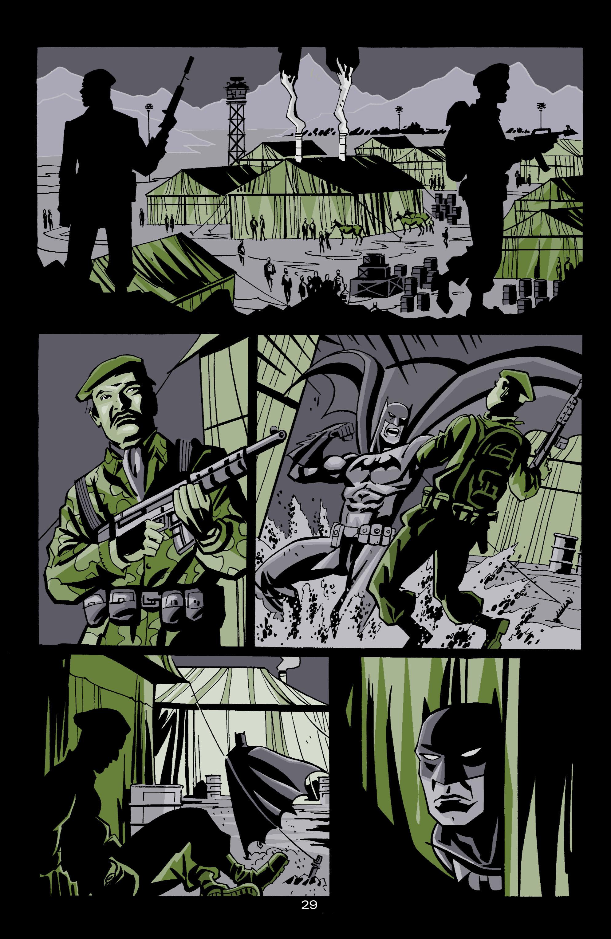 Detective Comics (1937) 750 Page 29