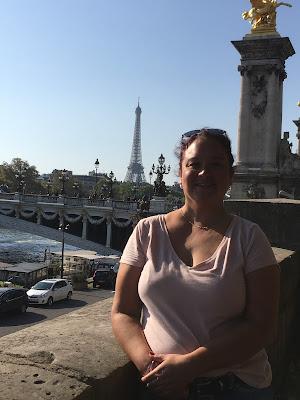 Am Pont Alexandre III