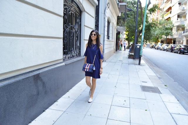 Gamiss Blue Dress 3
