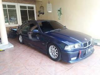 Dijual BMW E36 '95 Bumper Mtec Asli