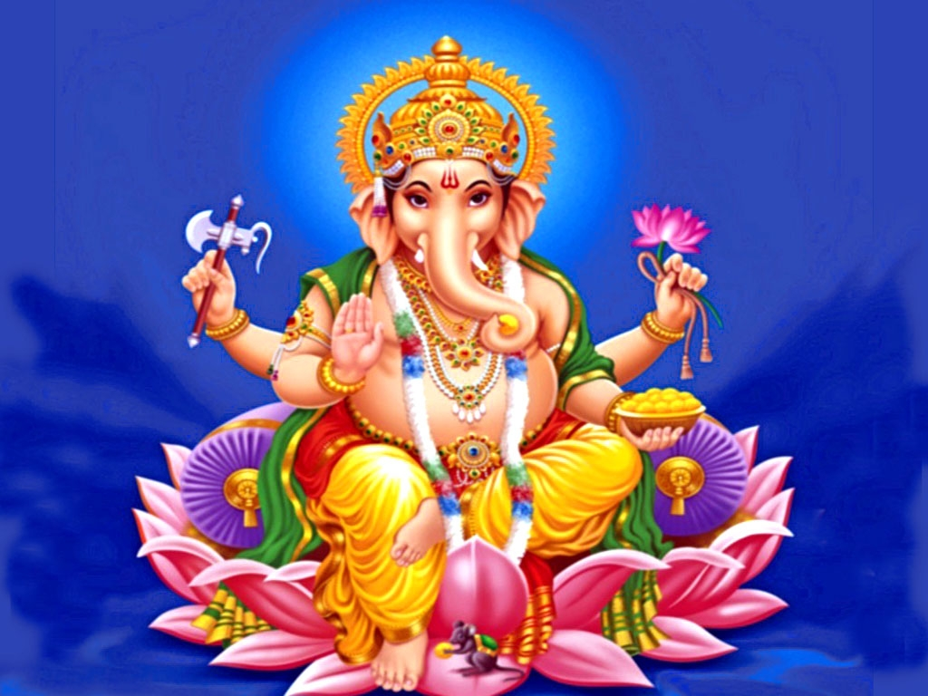 Download Images Of Lord Ganesha: Lord Ganesha Wallpapers-Wallpapers Hungama