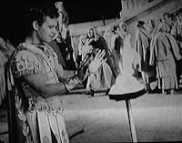 Stephen Boyd como Marco Antonio en Cleopatra