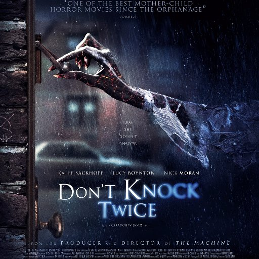 Don't Knock Twice (2016) ταινιες online seires oipeirates greek subs