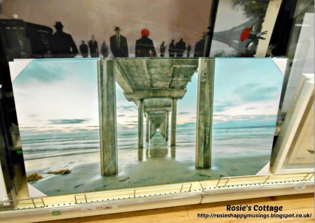 Under The Boardwalk Canvas