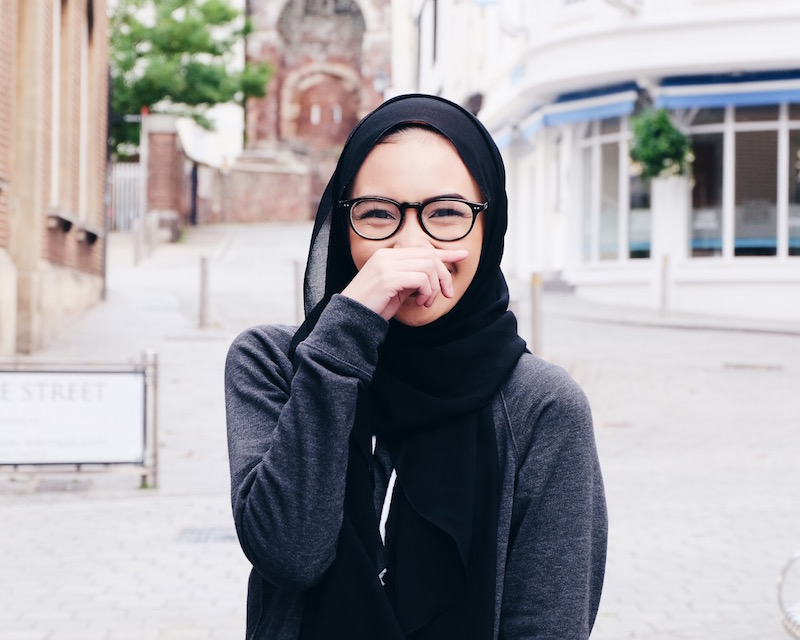 Bash Harry, UK-Based Bruneian Beauty, fashion life and style Blogger