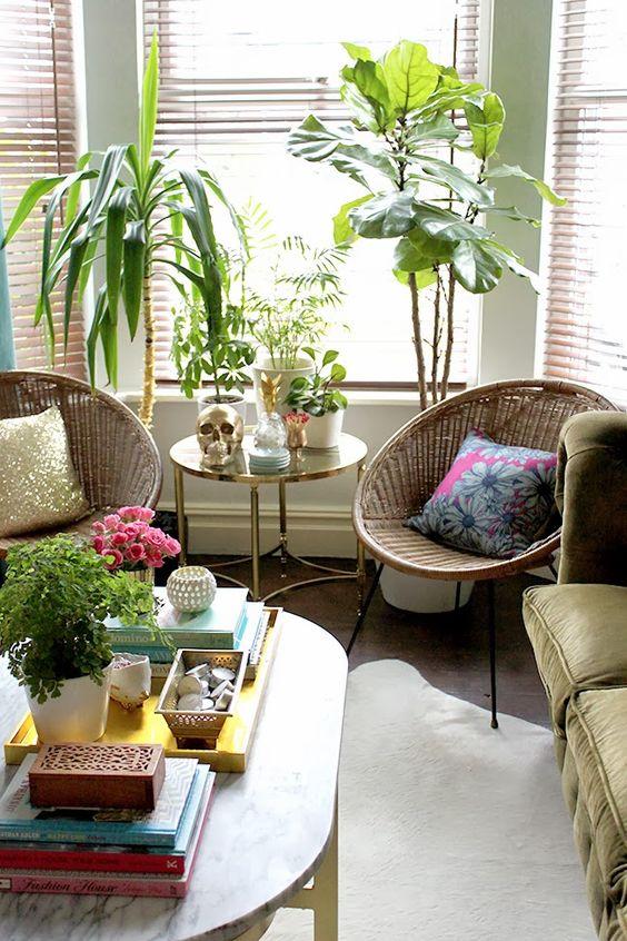 moois en liefs: kleurige interieurs