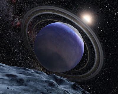HR 8799c, el primer exoplaneta con agua, pero sin metano en su atmósfera