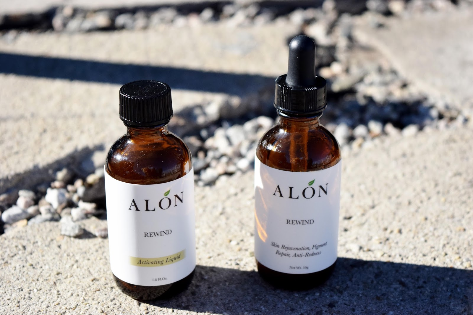 skin rejuvenation serum from Alon Labs, LLC, skin product, skin serum, review, beauty review