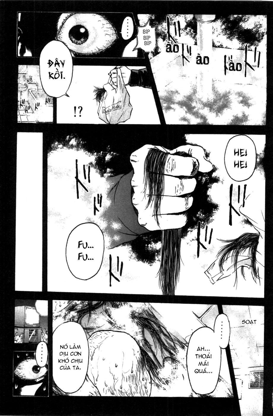 Psychometrer Eiji chapter 47 trang 20