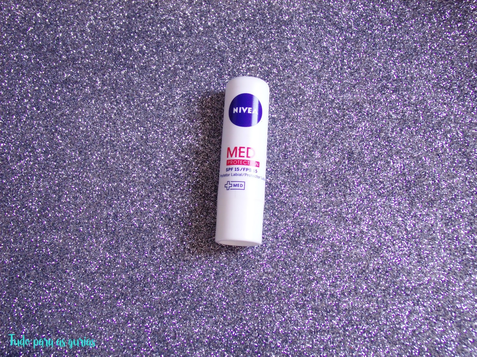 Testei e gostei Protetor labial MED Protection da Nivea