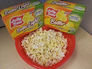 Enter to win 1 of 3 coupons for a free box of JOLLY TIME Pop Corn