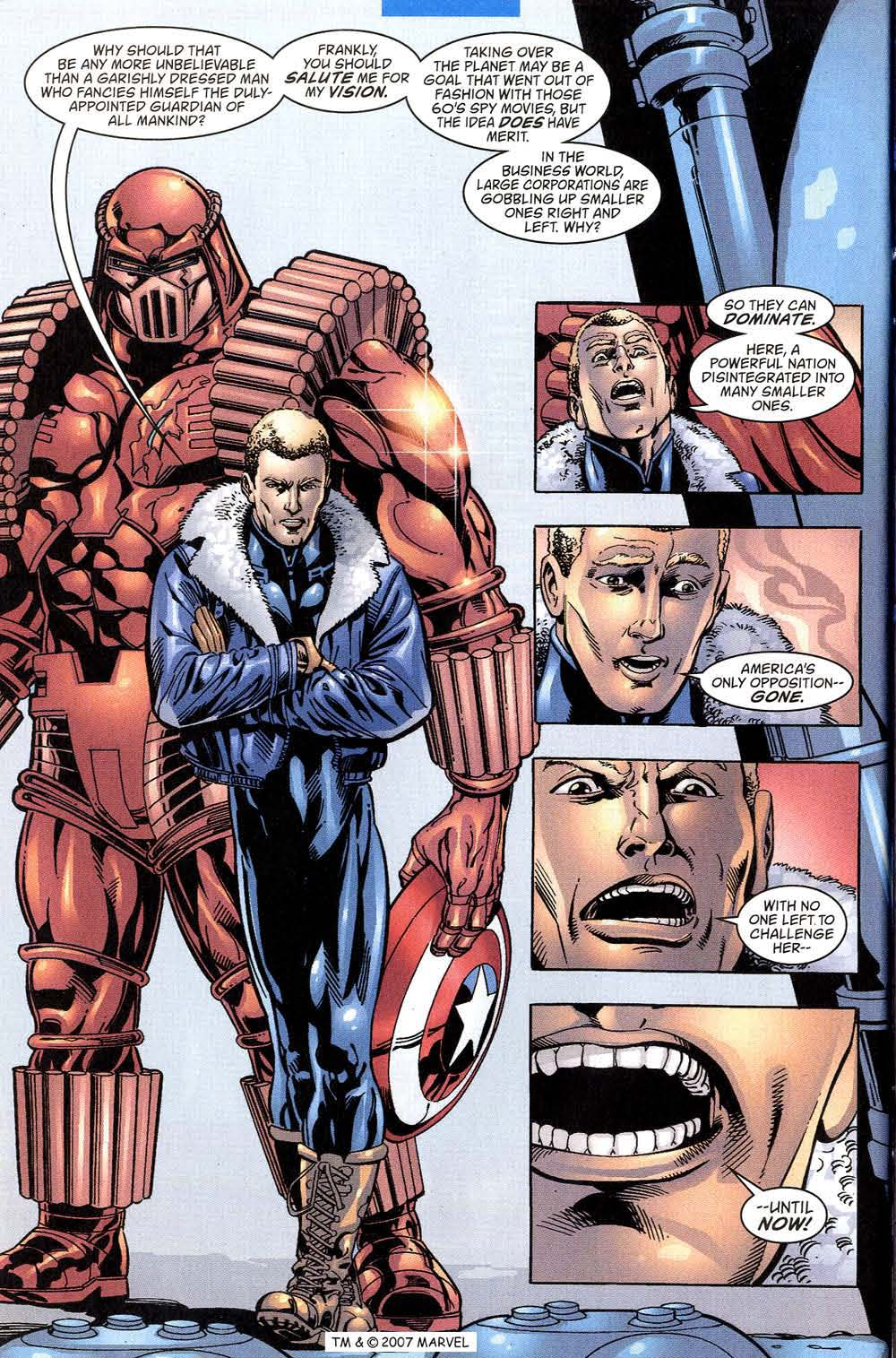 Captain America (1998) Issue #43 #50 - English 12