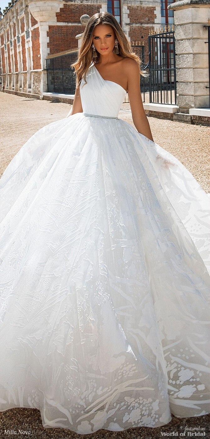 Milla nova 2018 wedding dresses world of bridal Milla nova wedding dress 2018
