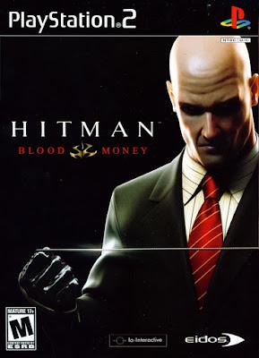 Hitman Blood Money 2006 PS2 Multi Spanish