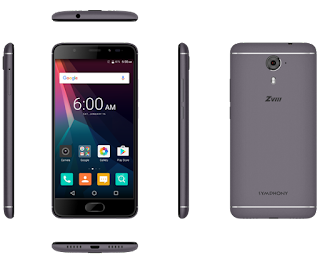Symphony ZVIII Feature, Specification, Price In Bangladesh