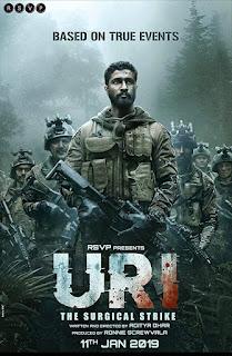 مشاهدة فيلم Uri: The Surgical Strike 2019 1080p HD مترجم مباشرة اون لاين مترجم