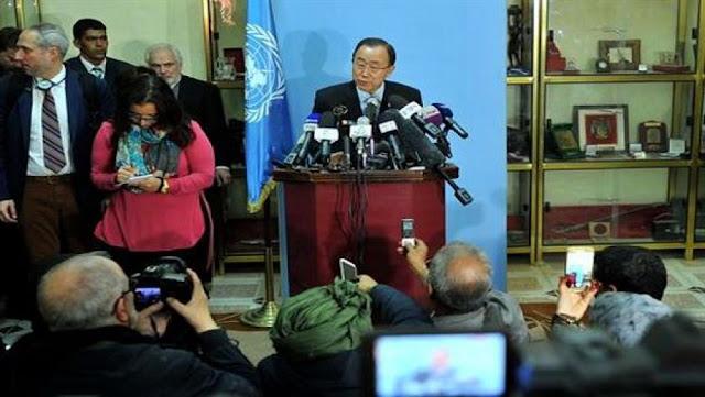 الامين العام للامم المتحدة يدعو إلى إيجاد حل يمكن الشعب الصحراوي من تقرير مصيره