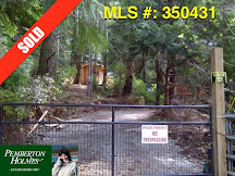 Realtor Nancy Vieira (Pemberton Holmes Sooke) Has Successfully Sold Western Forest Land