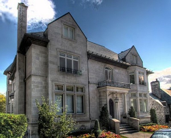 french architecture classic modern limestone roof settling slate exterior iron inspired detail enlarged stonework simplified windows help