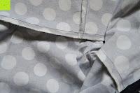 Stoff: VKStar® Vintage 50er 60er Tupfe Neckholder Retro Cocktailkleid Rockabilly Audrey Hepburn Swing Kleid Kurz Damen Abendkleid
