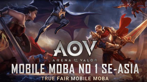 5 Hero Tank Arena Of Valor (AOV) Terbaik di Tahun 2018