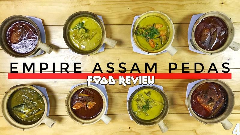 Empire Assam Pedas, Assam Pedas Nilai, Cendol Durian, Rawlins Eats, Assam Pedas Kepala Ikan Merah, Masak Lemak Daging Salai, Masak Tempoyak Ekor Ikan Patin, Tempat Makan di Nilai, Rawlins GLAM