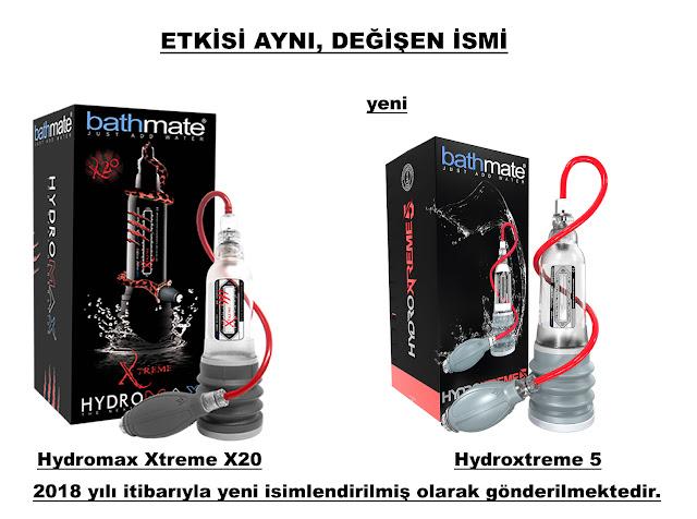 Bathmate Hydromax Xtreme X20