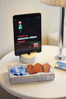 CitizenM Amsterdam review