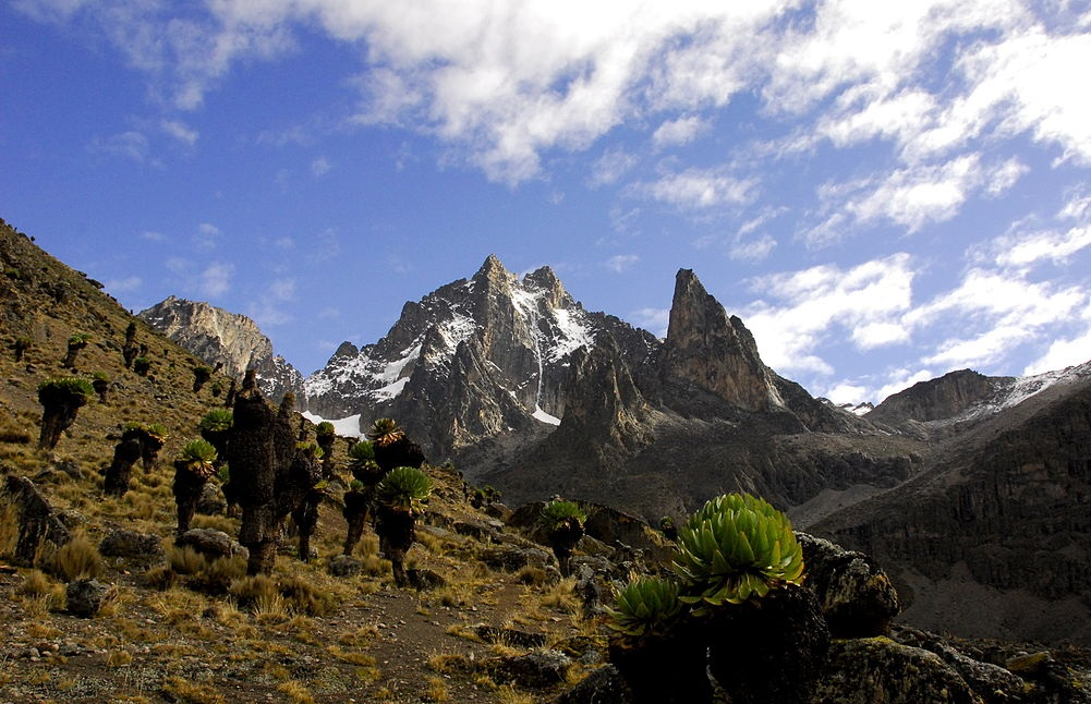 MOUNT KENYA | PLAN YOUR VACATION IN KENYA