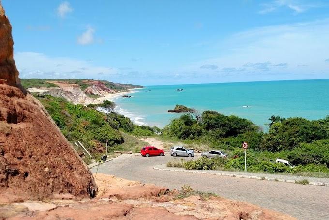 BELEZA: Litoral paraibano tem quase 100% de aprovação dos turistas, revela pesquisa.