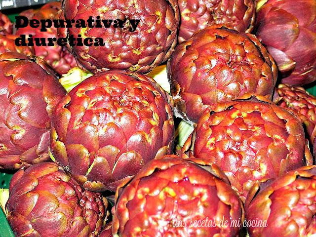 """Remedios naturales """"la alcachofa"""""""