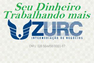 A Zurc Investimentos Intermediação de Negócios fazendo muito mais pelo seu dinheiro.