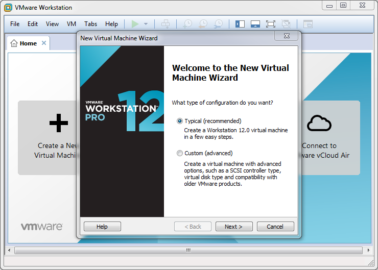 How to boot from a USB Flash Drive in VMware Workstation