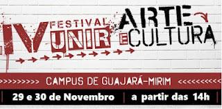 IV Festival de Arte e Cultura da UNIR acontece no Campus de Guajará-Mirim