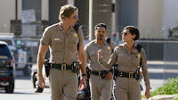 Michael Pena, Dax Shepard and Rosa Salazar in CHiPs (23)