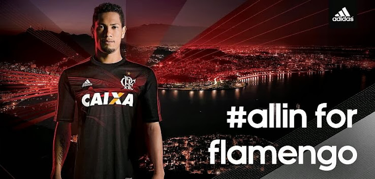 af1112d088b Flamengo 13-14 (2013-14) Third Kit Unveiled - Footy Headlines