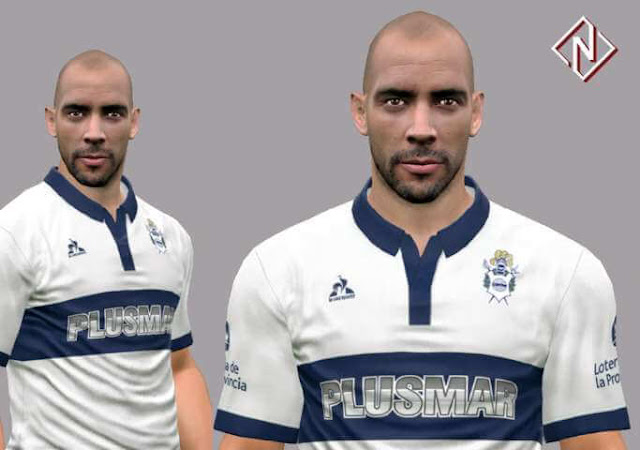 Jeronimo Barrales Face PES 2017