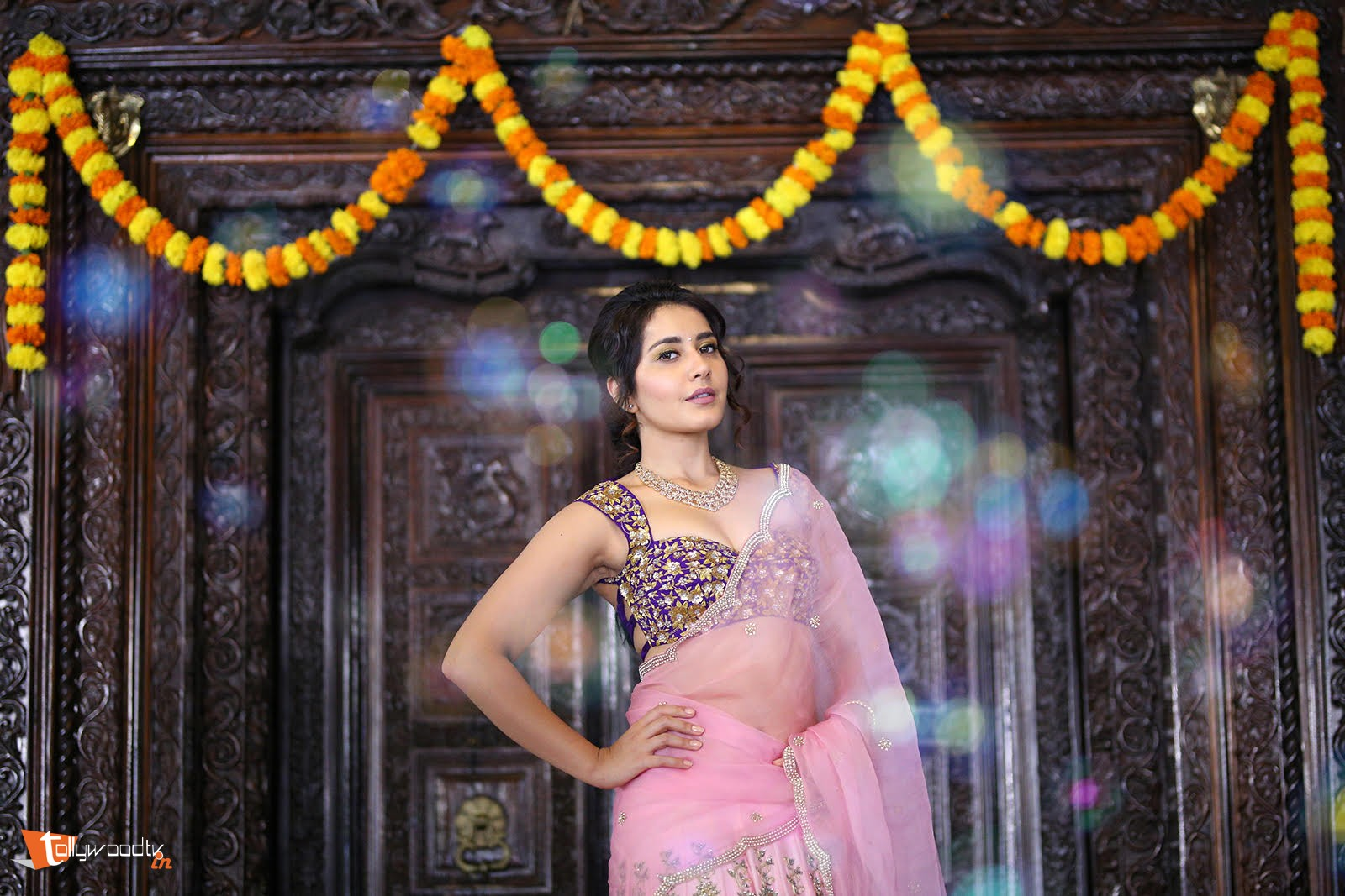 Raashi Khanna Pongal Photoshoot-HQ-Photo-14