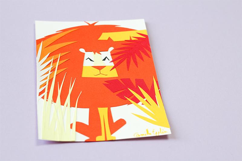 lio paper cut