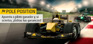 bwin promocion GP de China de F1 15 abril