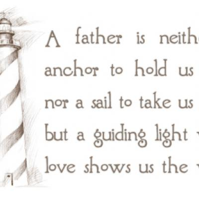 Father's day poem ~ Media Wallpapers