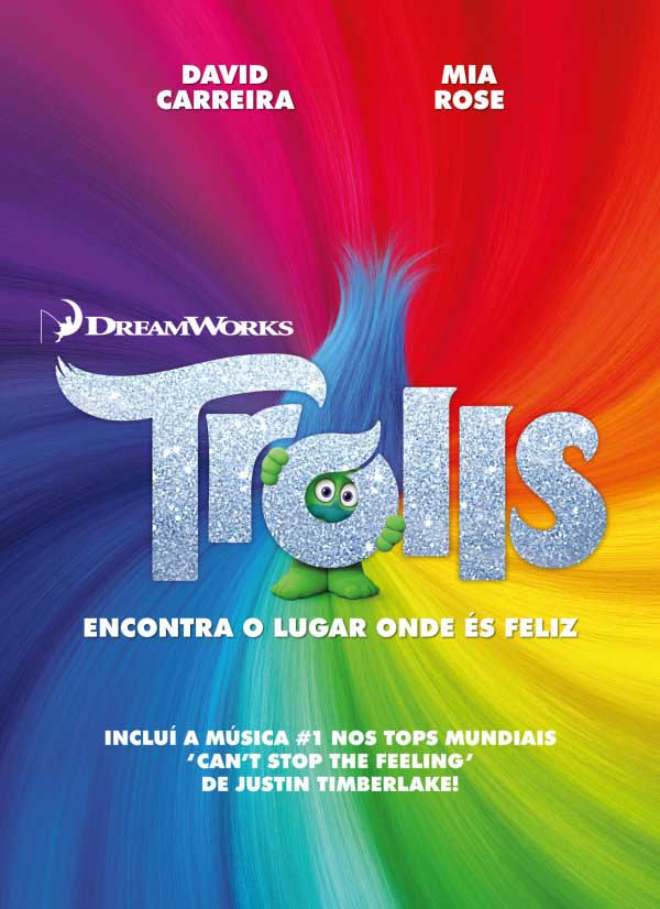 Trolls Torrent – BluRay 720p e 1080p Dual Áudio (2017)